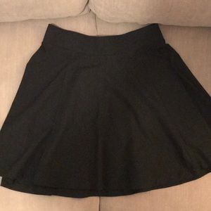 H&M Divided Skater Skirt with two H&M tube tops